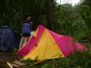 Apexus Tadpole Tent in Alitap
